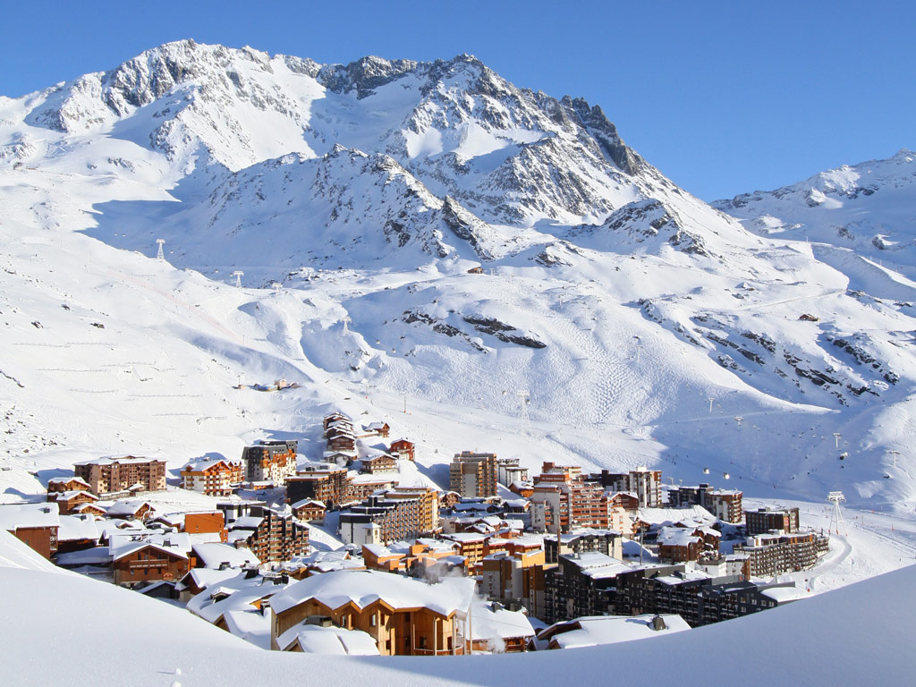 Location ski pas cher val thorens