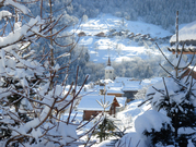 Location sur Meribel Village : Appartements Les Merisiers