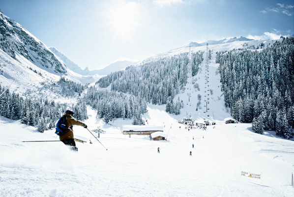 Courchevel  - © Courchevel Tourisme / David André