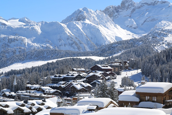 Courchevel  - © Courchevel Tourisme / Emilie Builly