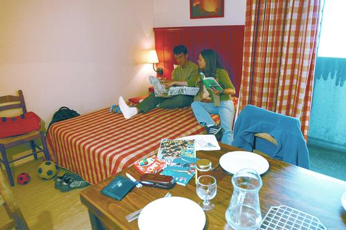 vvf village le mont ferrand super besse s jour pas cher. Black Bedroom Furniture Sets. Home Design Ideas