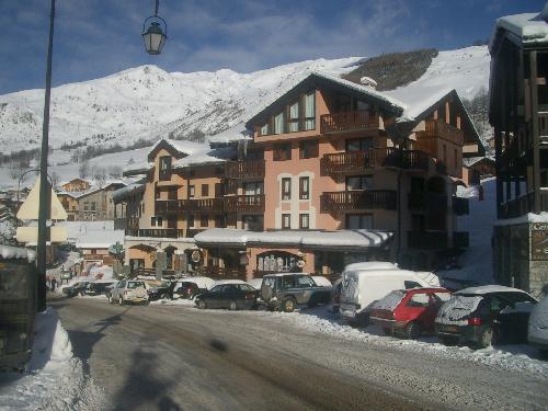 Hotel Saint Martin De Belleville Pas Cher