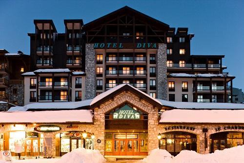 Hotel Le Diva Tignes Val Claret S 233 Jour Pas Cher