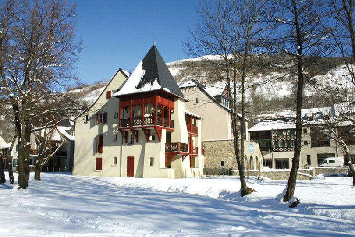 r sidence lagrange prestige les jardins de baln a loudenvielle s jour ski pas cher. Black Bedroom Furniture Sets. Home Design Ideas