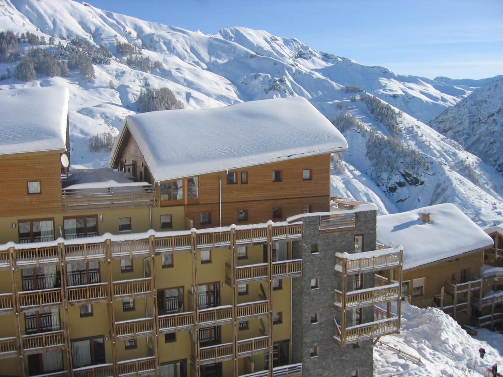 Hotel Orcieres Merlette Pas Cher
