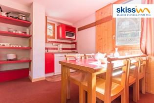 skissim classic residence doronic la plagne plagne 1800 s jour pas cher. Black Bedroom Furniture Sets. Home Design Ideas