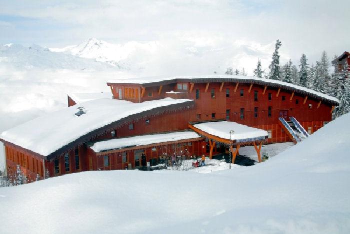village club du soleil arc 1800 arc 1800 s jour ski pas cher. Black Bedroom Furniture Sets. Home Design Ideas