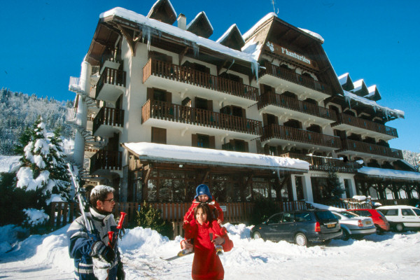 Hotel Club Ski Haute Savoie