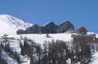 r sidence skissim aime 2000 la plagne plagne aime 2000 s jour ski pas cher. Black Bedroom Furniture Sets. Home Design Ideas
